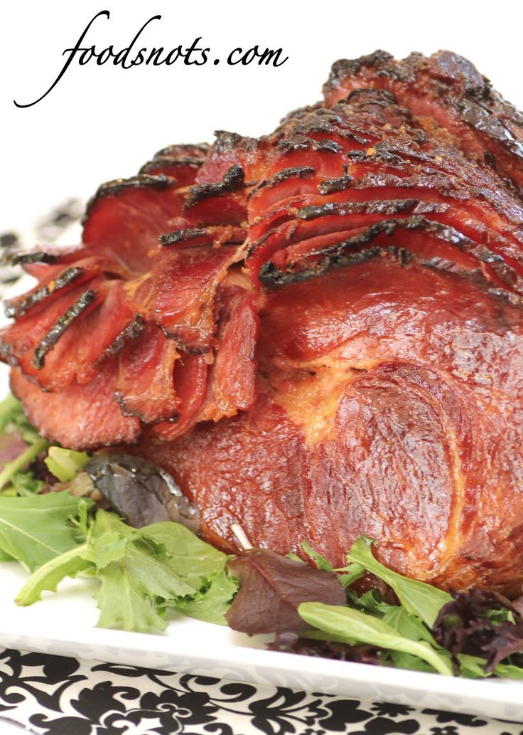 Thanksgiving Ham Glaze Recipes  Best 25 Baked ham glaze ideas on Pinterest