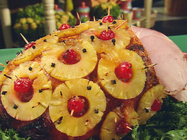 Thanksgiving Ham Recipes With Pineapple  Serenity Acres Farm Recipe For Pineapple Glazed Ham