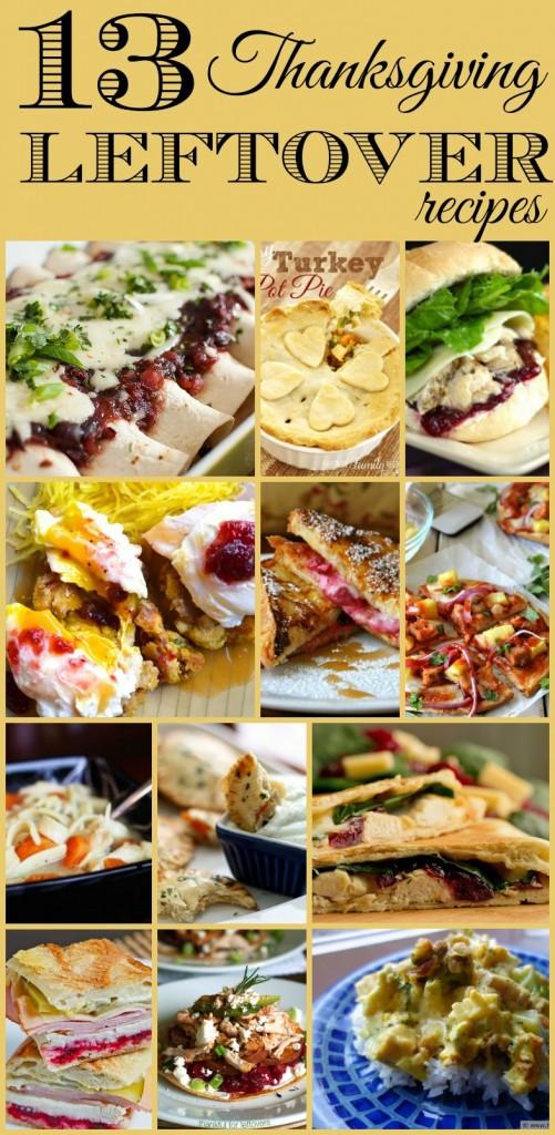 Thanksgiving Leftover Breakfast  13 Thanksgiving Leftover Recipes