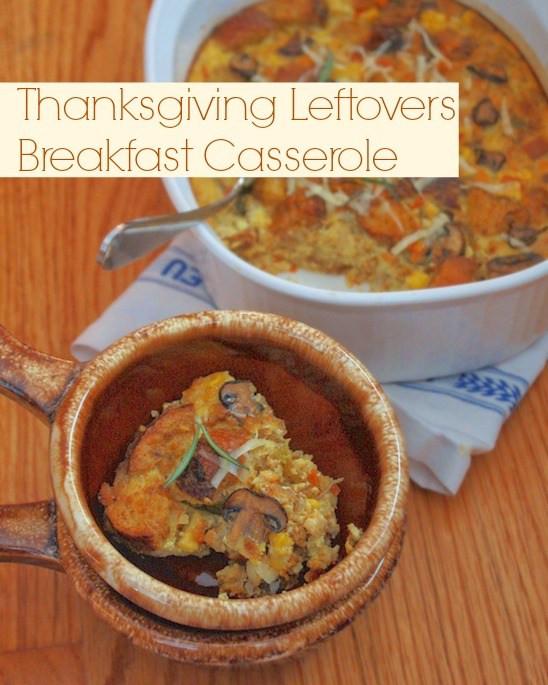 Thanksgiving Leftover Breakfast  Thanksgiving Leftovers Breakfast Casserole
