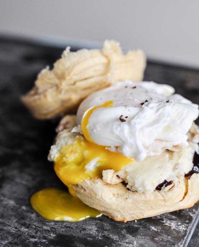 Thanksgiving Leftover Breakfast  Thanksgiving Leftover Breakfast Sandwiches