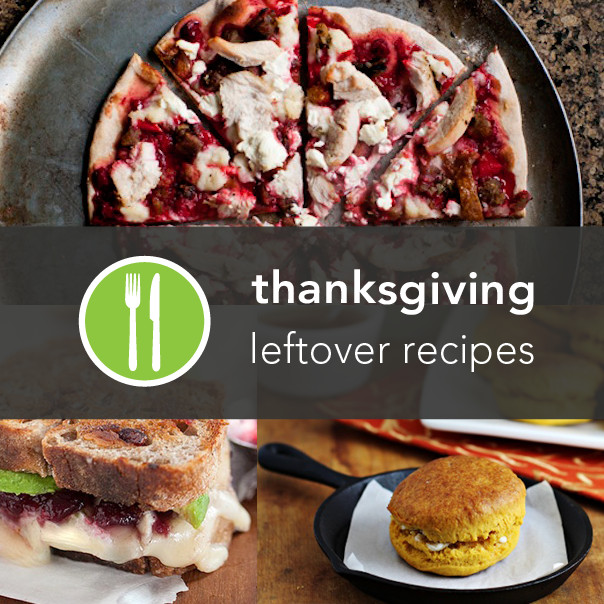 Thanksgiving Leftover Breakfast Recipes  Thanksgiving Leftover Recipes The 5 Best Healthy