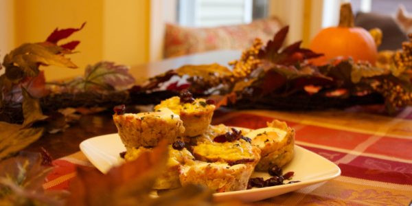 Thanksgiving Leftover Breakfast Recipes  Thanksgiving Leftovers Turkey and Stuffing Breakfast Cups