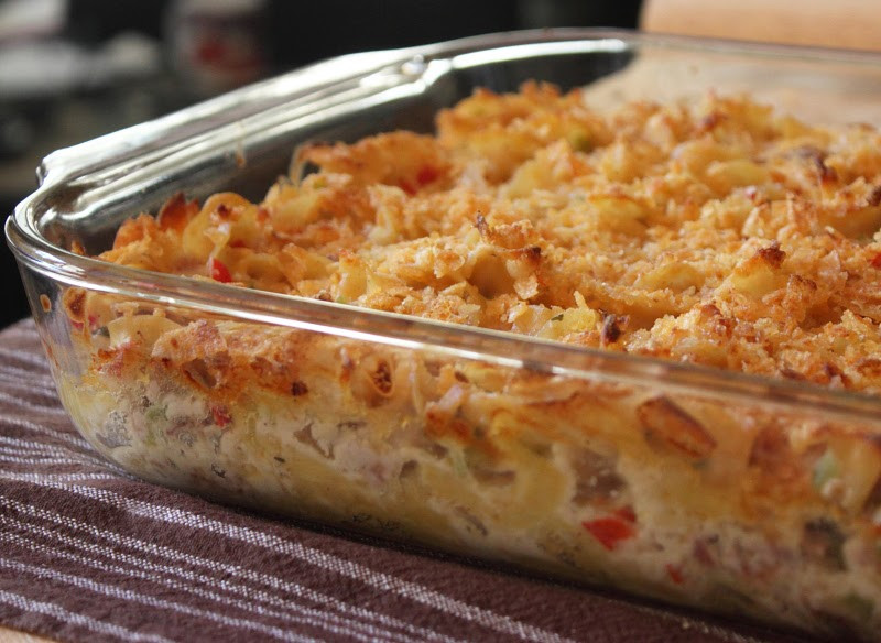 Thanksgiving Leftovers Casserole  Food Wishes Video Recipes Turkey Noodle Casserole