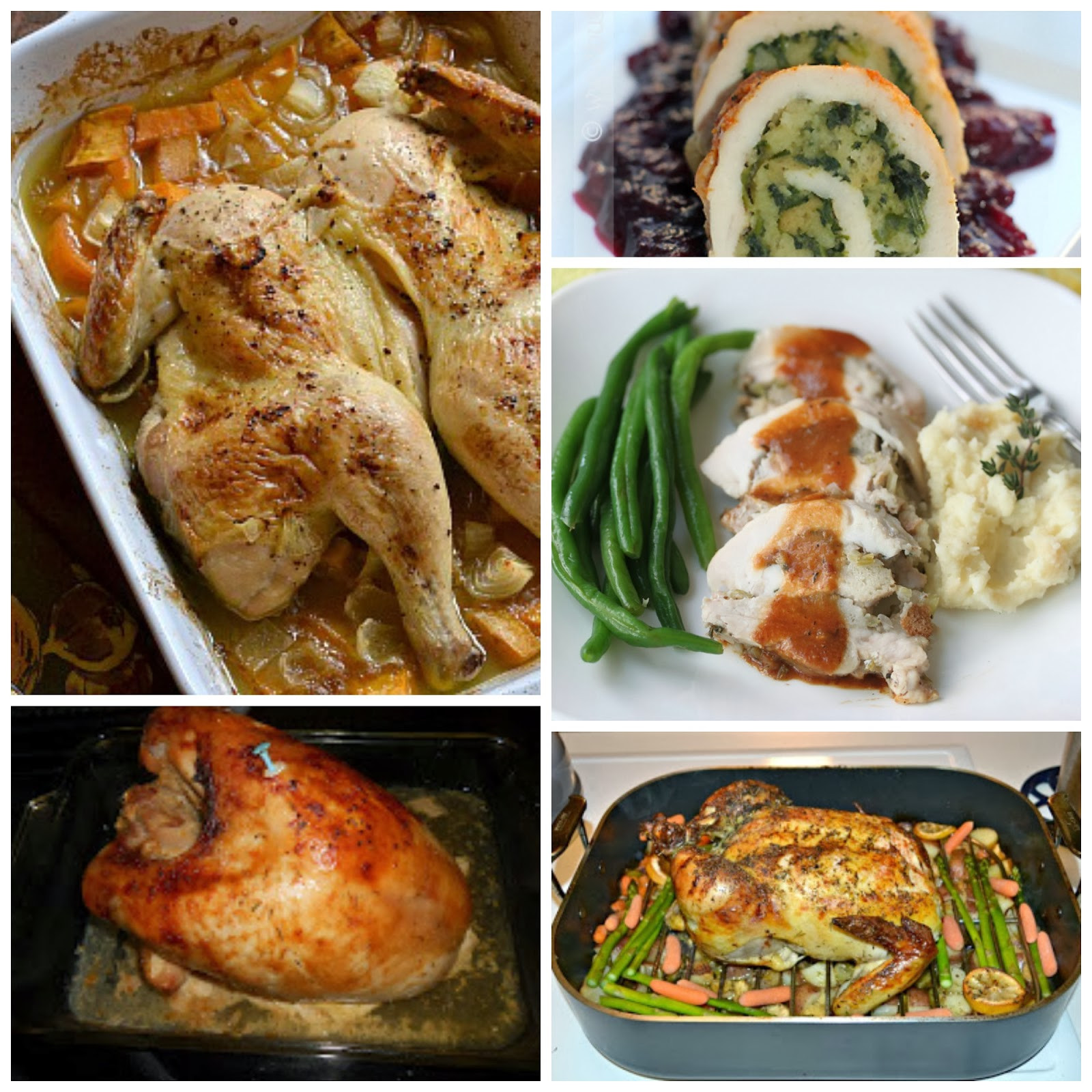 Thanksgiving Main Dishes Not Turkey  75 Recipes for Thanksgiving Hezzi D s Books and Cooks