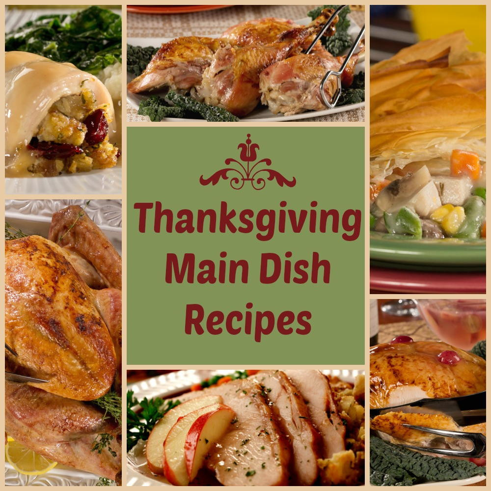 Thanksgiving Main Dishes Not Turkey  Thanksgiving Main Dishes Recipes 6 Delicious Diabetic
