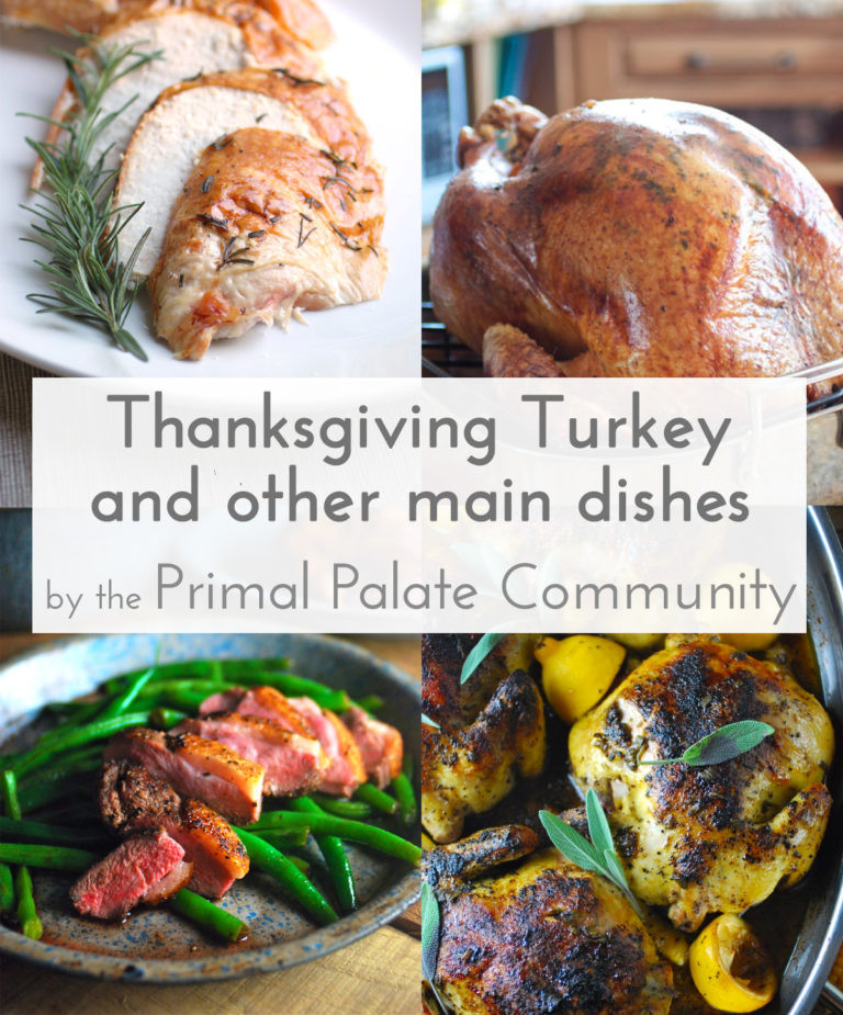 Thanksgiving Main Dishes Not Turkey  Thanksgiving Turkey Recipes and other main dishes