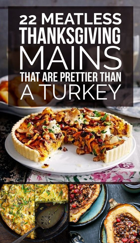 Thanksgiving Main Dishes Not Turkey  Main courses Thanksgiving and Turkey on Pinterest
