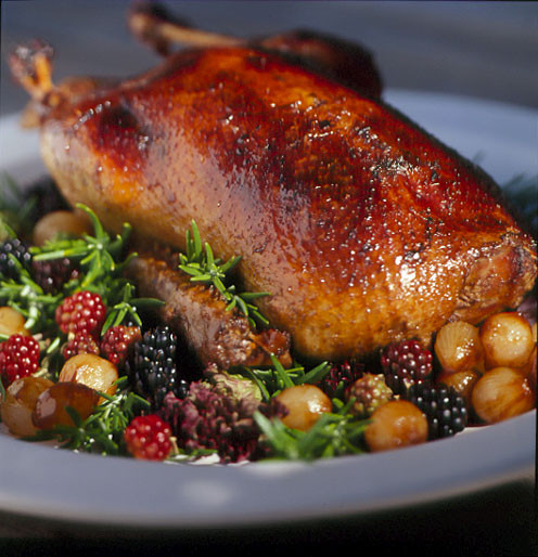 Thanksgiving Main Dishes Not Turkey  Our Best Thanksgiving Recipes Glazed Long Island Duck