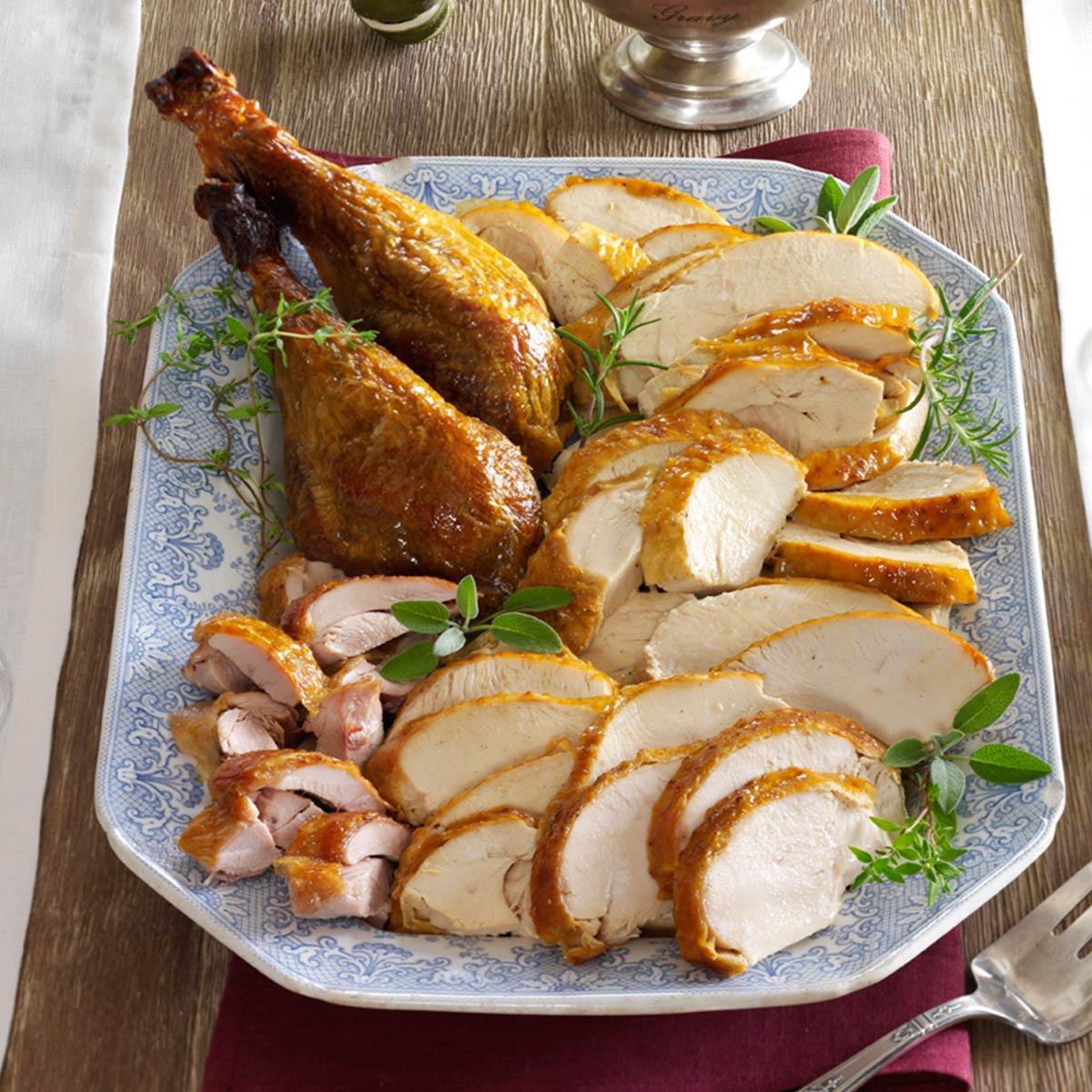 Thanksgiving Make Ahead Recipes  Make Ahead Turkey and Gravy Recipe