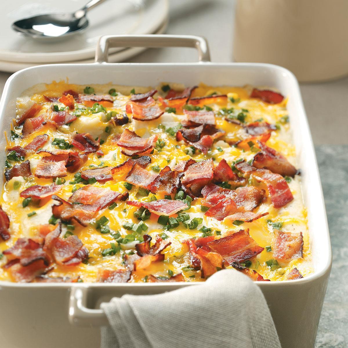 Thanksgiving Make Ahead Recipes  Creamy Make Ahead Mashed Potatoes Recipe