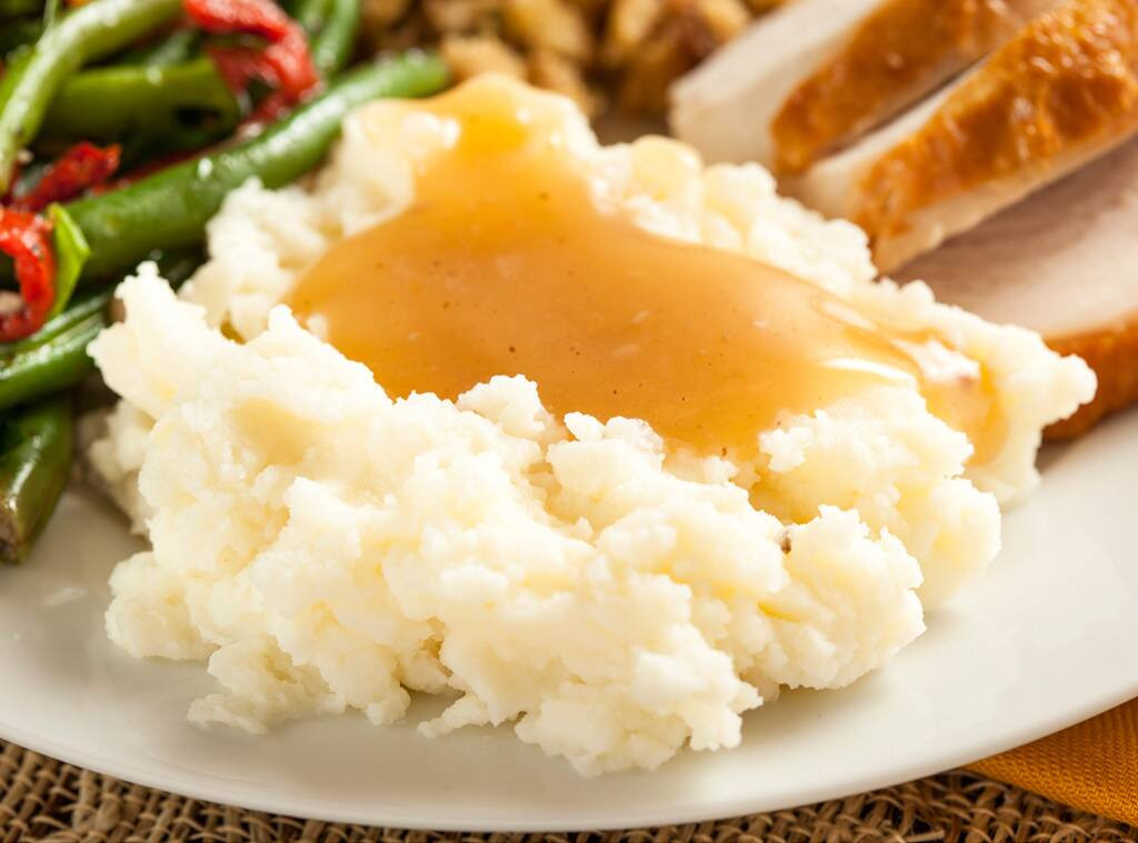 Thanksgiving Mashed Potatoes  3 Mashed Potatoes & Gravy from Best & Worst Thanksgiving