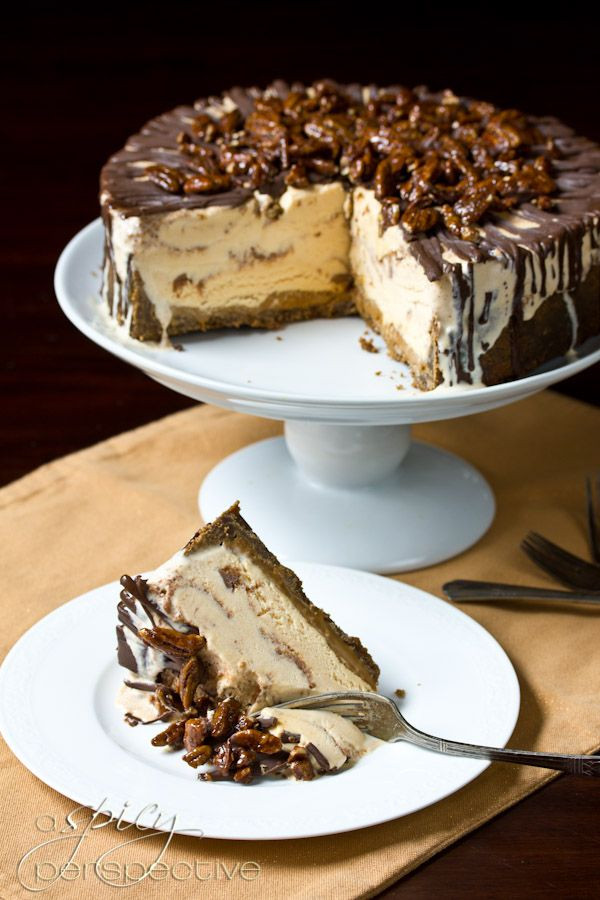 Thanksgiving Pies And Cakes  Best 25 Ice cream cakes ideas on Pinterest