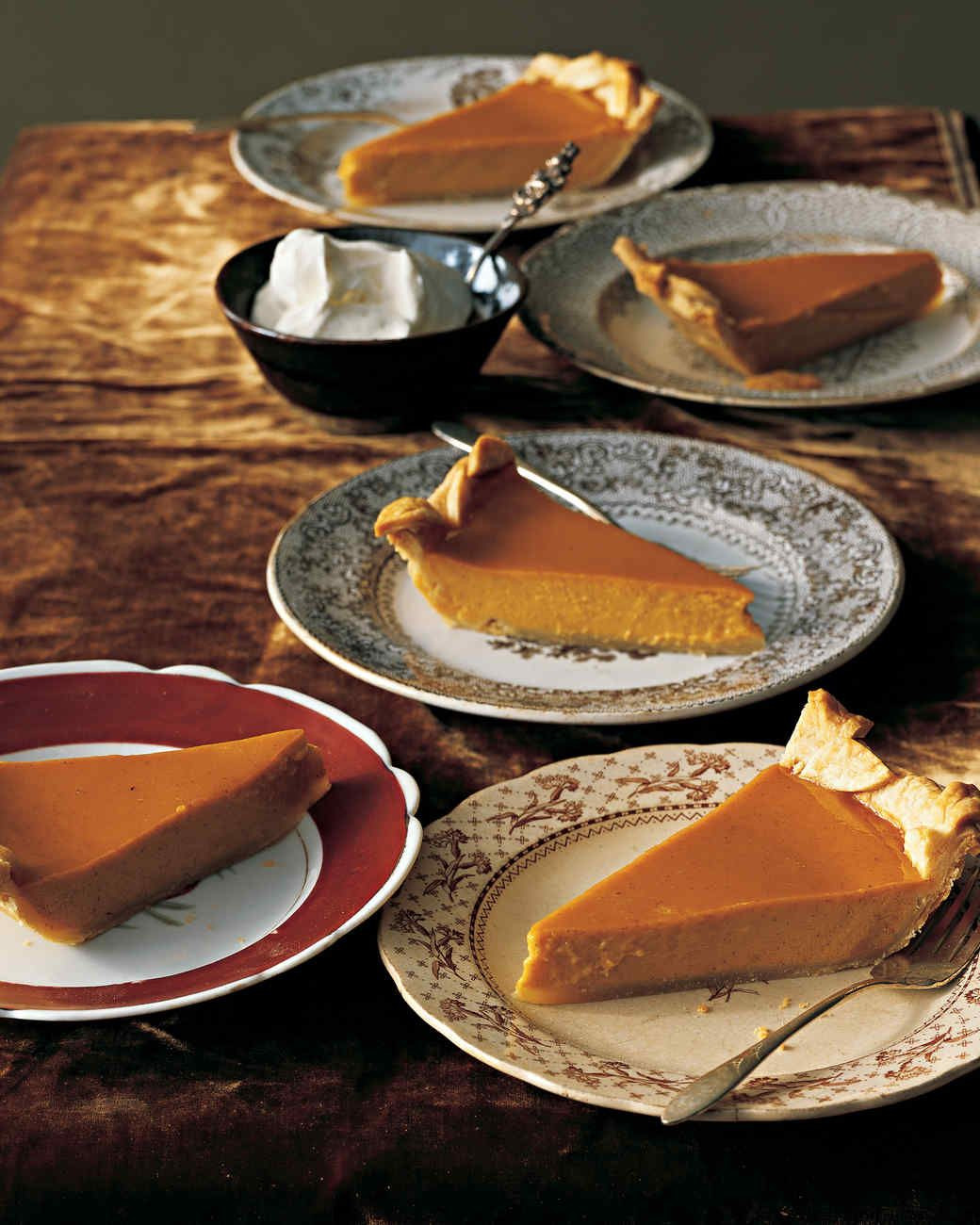Thanksgiving Pumpkin Pie  Classic Pumpkin Pie Recipe