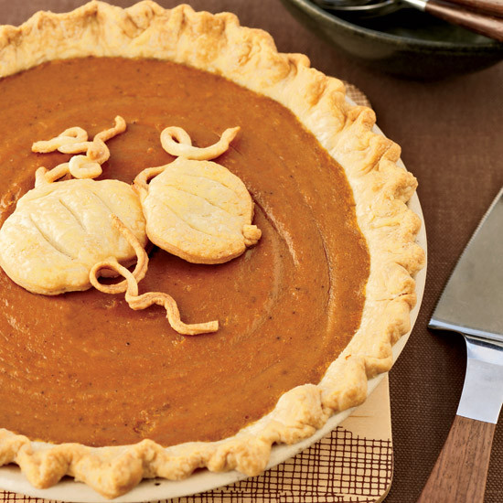 Thanksgiving Pumpkin Pie  34 Show Stopping Thanksgiving Pies and Tarts