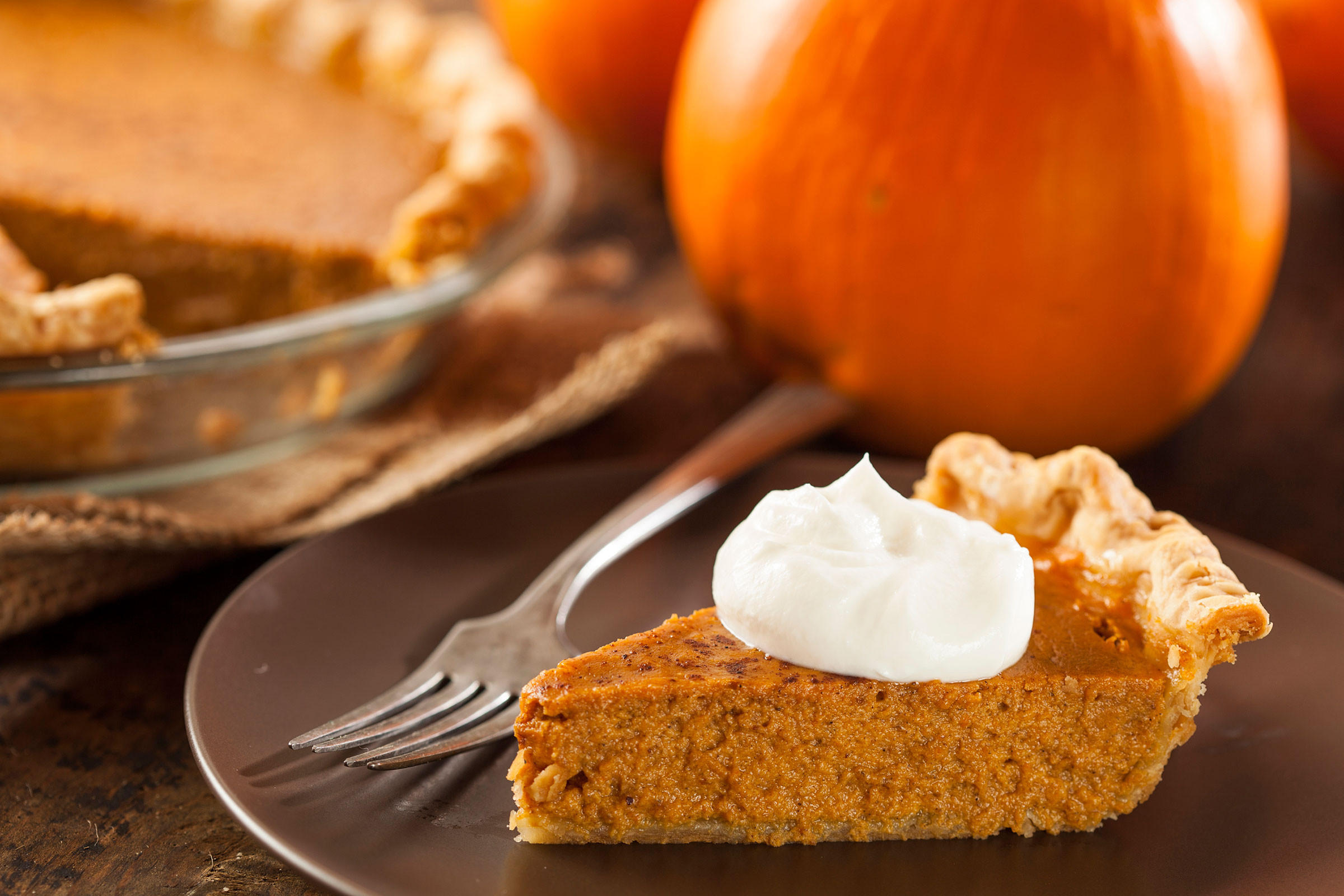 Thanksgiving Pumpkin Pie  Thanksgiving Timeline How to Prepare for the Big Day