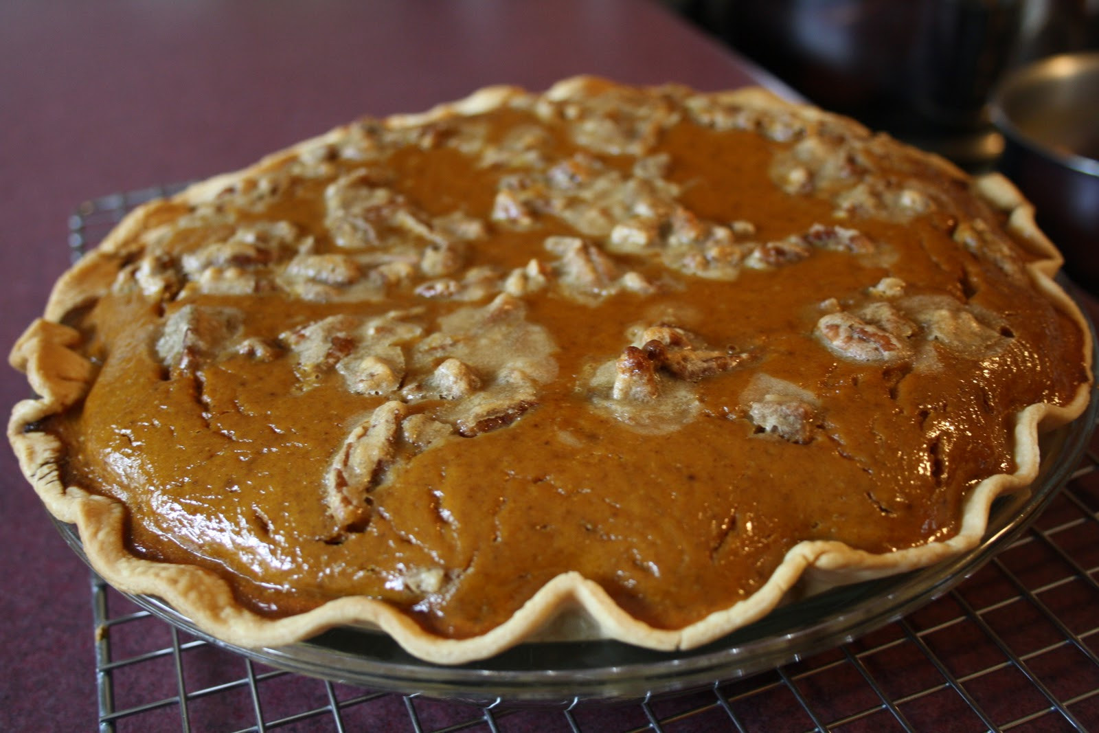 Thanksgiving Pumpkin Pie  Meals with Michelle Turkey & Pumpkin Pie Happy