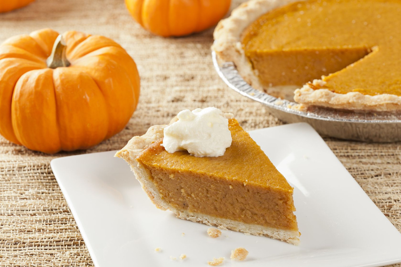 Thanksgiving Pumpkin Pie  WatchFit Cut the Calories Healthy Pumpkin Pie
