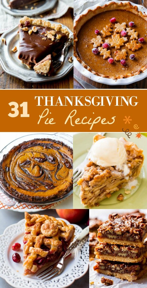 Thanksgiving Pumpkin Pie Recipe  31 Thanksgiving Pie Recipes Sallys Baking Addiction