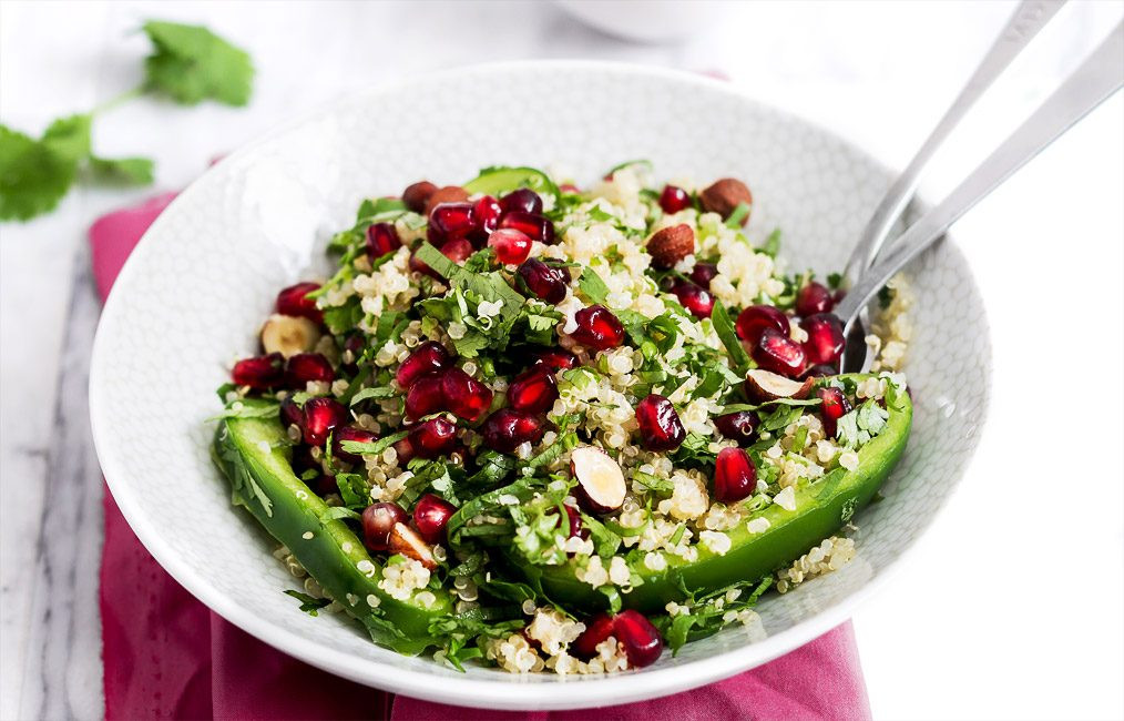 Thanksgiving Quinoa Salad  Thanksgiving Quinoa Salad Recipe — Eatwell101