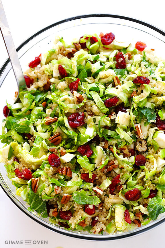 Thanksgiving Quinoa Salad  31 Vegan Thanksgiving Side Dishes Simply Quinoa