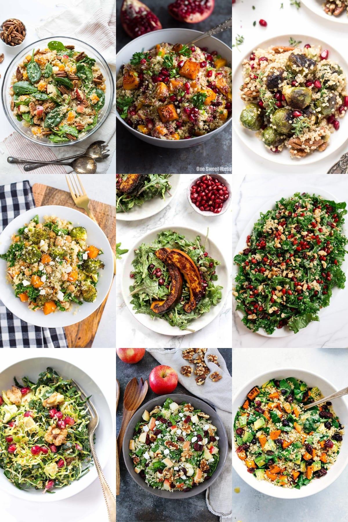 Thanksgiving Quinoa Salad  The Best Quinoa Thanksgiving Recipes Simply Quinoa