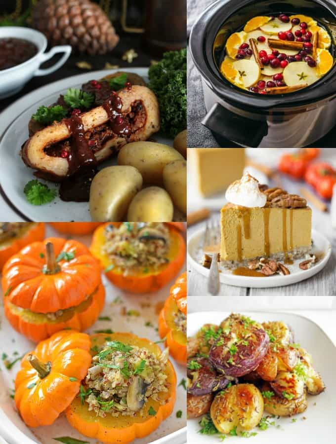 Thanksgiving Recipe Vegan  38 Festive Vegan Thanksgiving Recipes Vegan Heaven