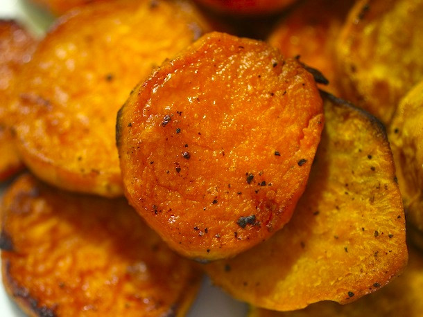 Thanksgiving Roasted Potatoes  Thanksgiving Sides Sweet Potatoes