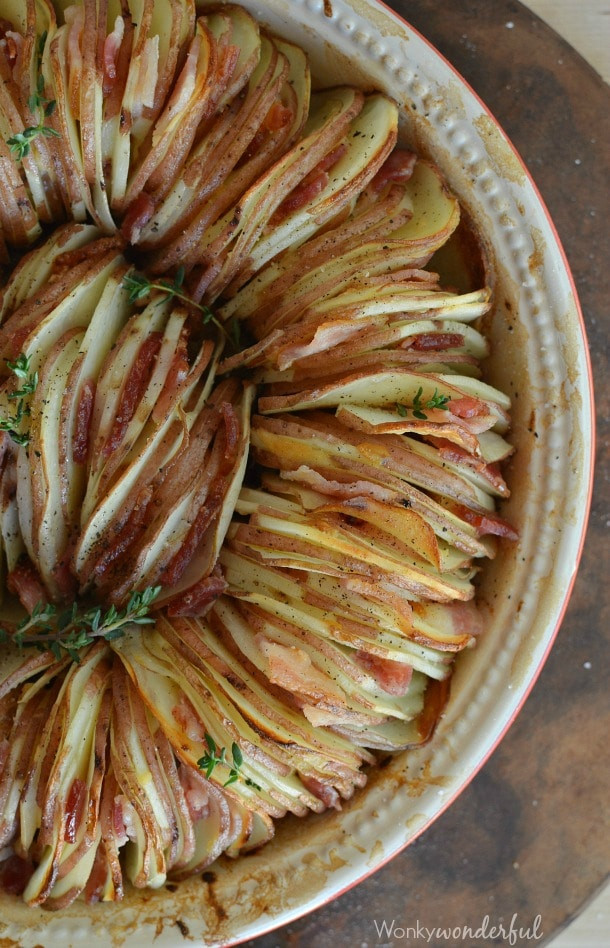 Thanksgiving Roasted Potatoes  The Ultimate Thanksgiving Recipe Guide with 39 Amazing Recipes