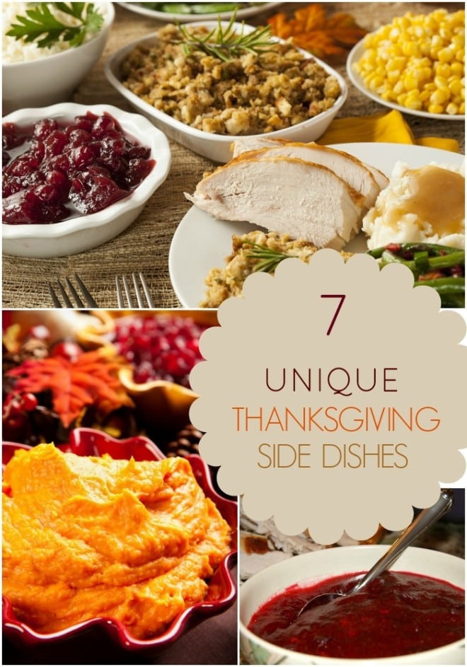 Thanksgiving Side Dishes Easy  Homemade Apple Cider Cranberry Sauce Spaceships and