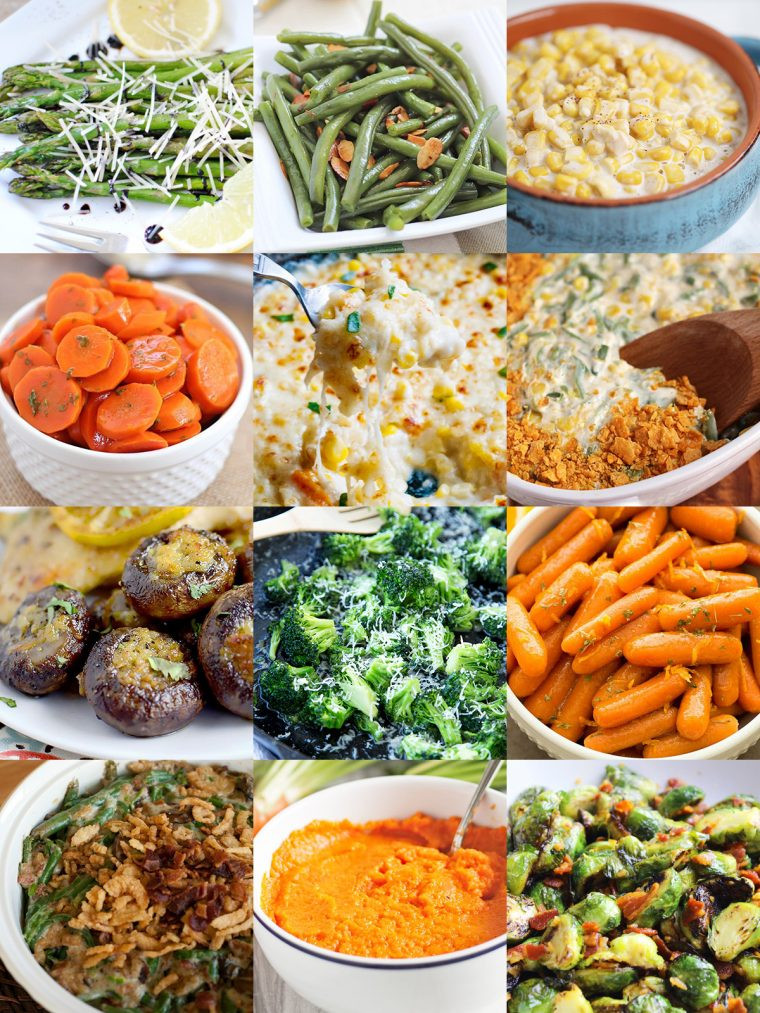 Thanksgiving Side Dishes Easy  Thanksgiving Side Dishes