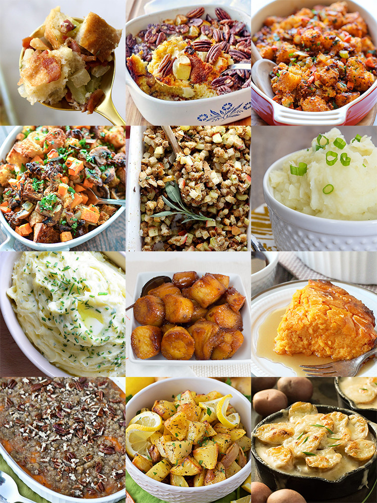 Thanksgiving Side Dishes  Thanksgiving Side Dishes