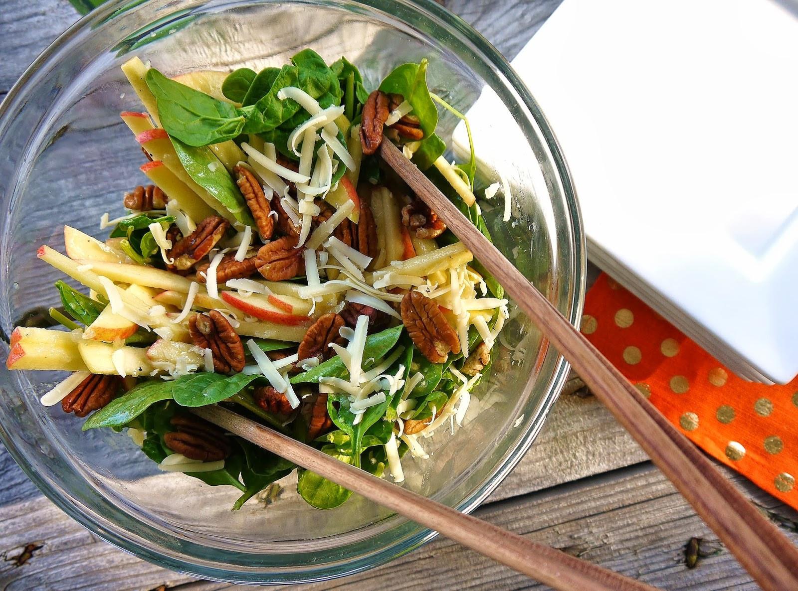 Thanksgiving Side Salads  Eighty Twenty 80 Thanksgiving Side Salad