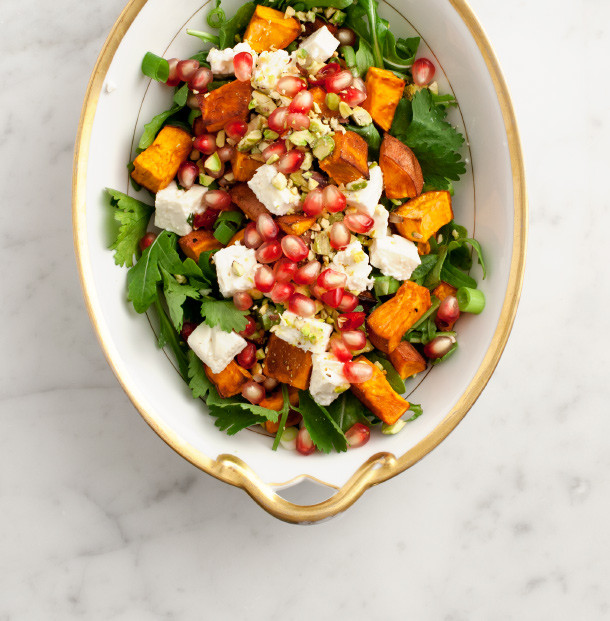 Thanksgiving Side Salads  15 Easy & Delicious Thanksgiving Side Dishes Camille Styles
