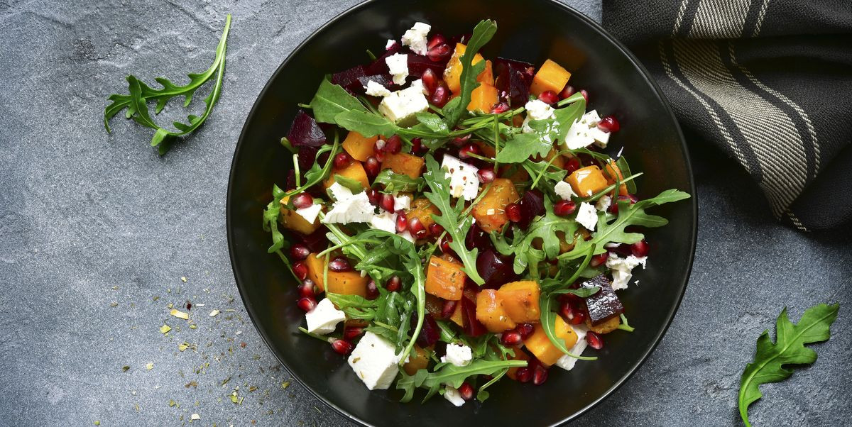 Thanksgiving Side Salads  20 Easy Thanksgiving Salad Recipes Best Side Salads for