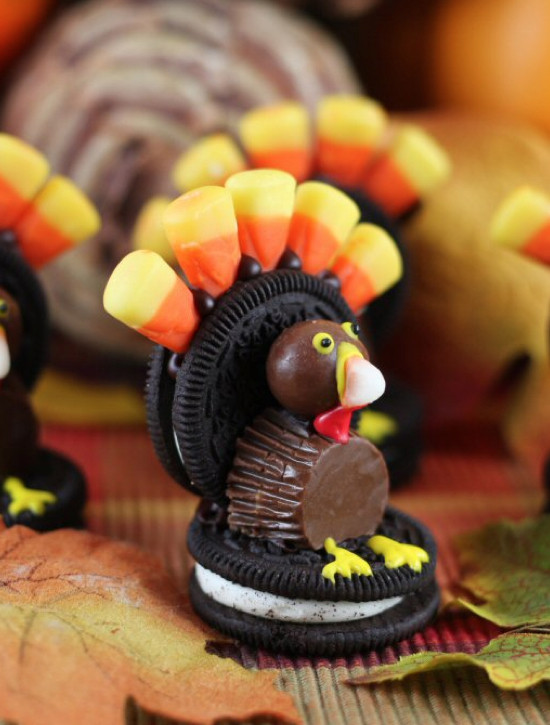 Thanksgiving Snacks Recipes  50 Cute Thanksgiving Treats For Kids