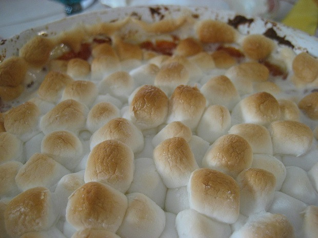 Thanksgiving Sweet Potatoes With Marshmallows  The Absolute All time Definitive Ranking of the Top Ten
