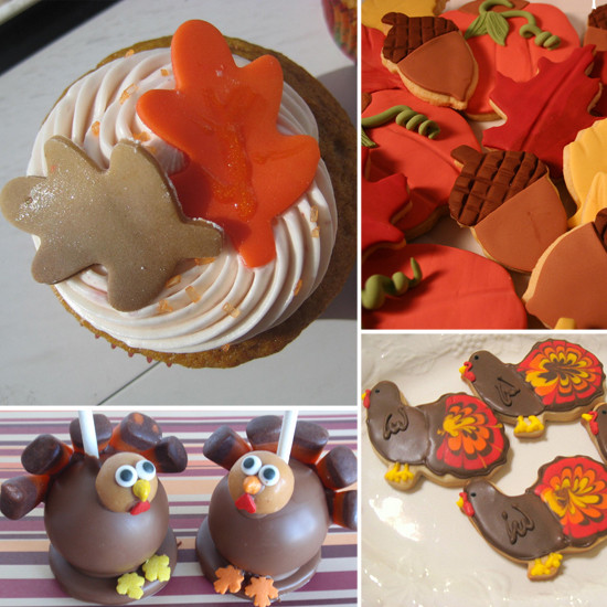 Thanksgiving Themed Desserts  of Thanksgiving Desserts For Kids
