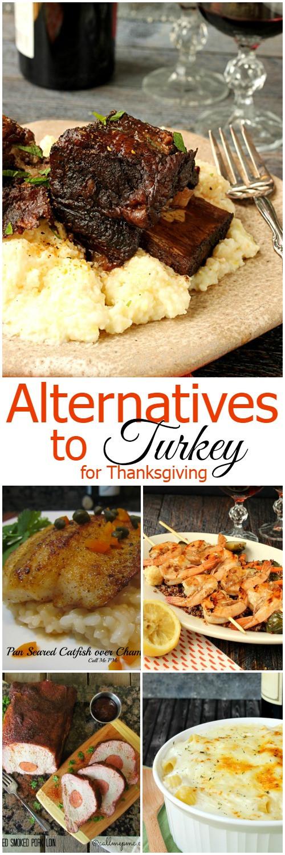 Thanksgiving Turkey Alternatives  Alternatives to Turkey for Thanksgiving Call Me PMc