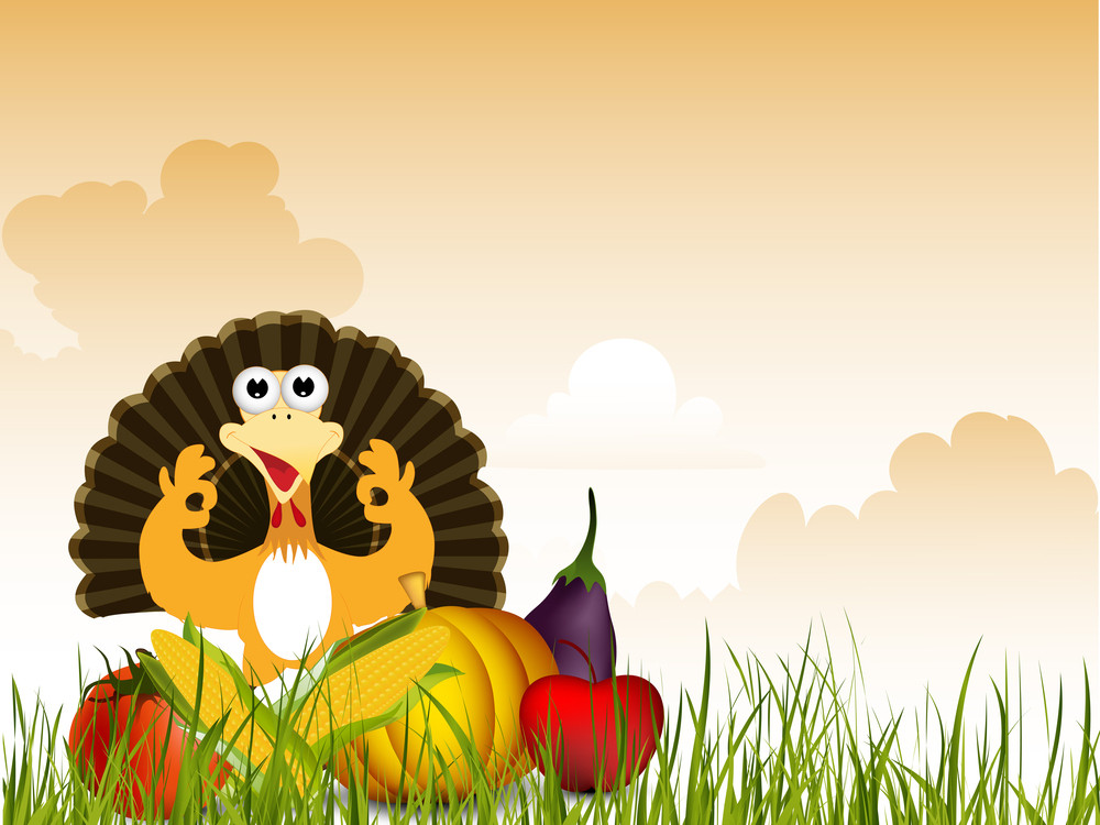 Thanksgiving Turkey Background  40 Free Thanksgiving Background Wallpapers For Desktop