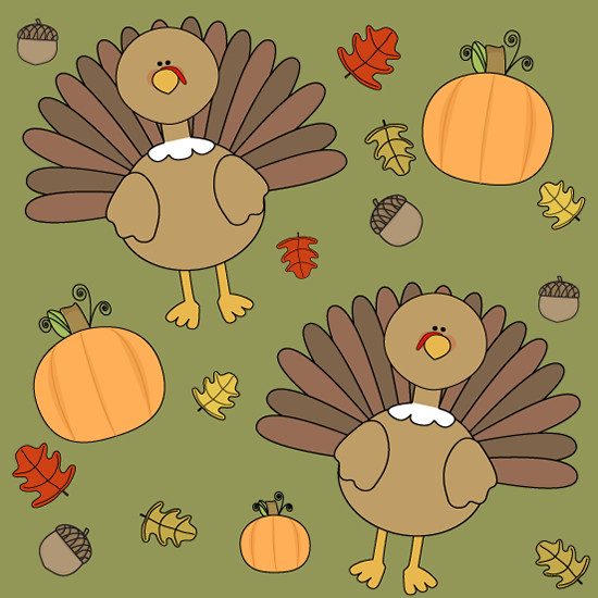 Thanksgiving Turkey Background  Cute Thanksgiving Turkey Background Cute Thanksgiving