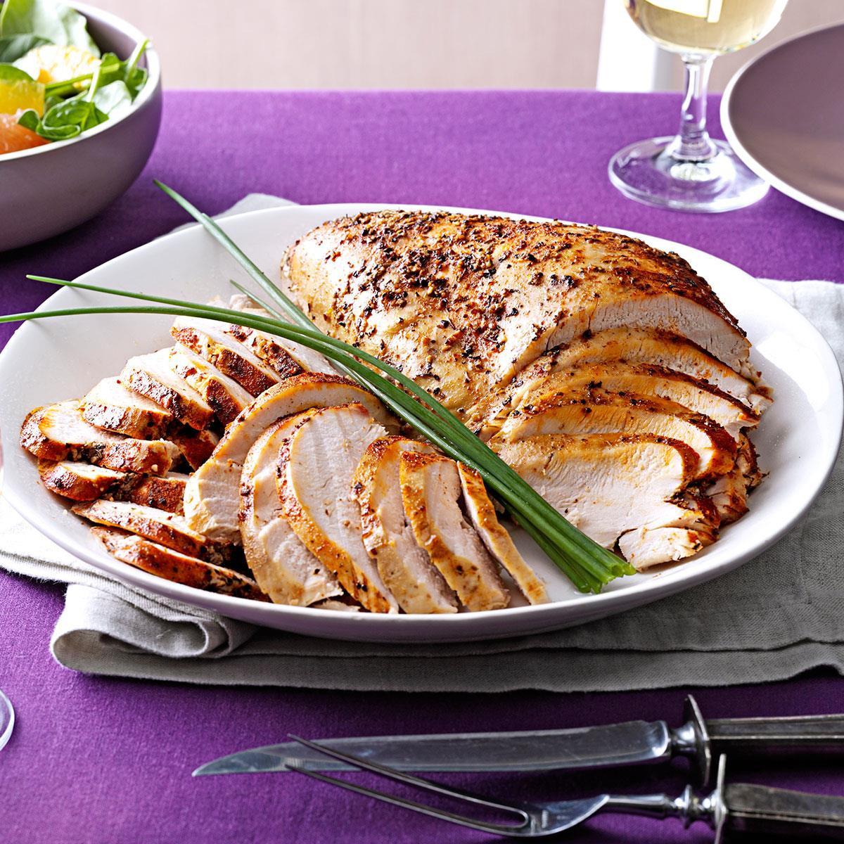 Thanksgiving Turkey Breast Slow Cooker  Slow Cooker Turkey Breast Recipe