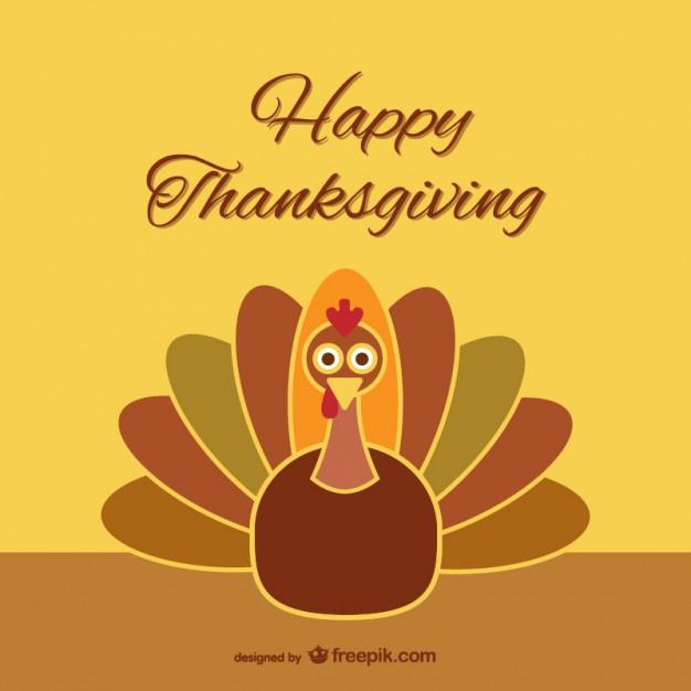 Thanksgiving Turkey Cartoon Images  Thanksgiving turkey cartoon Vector
