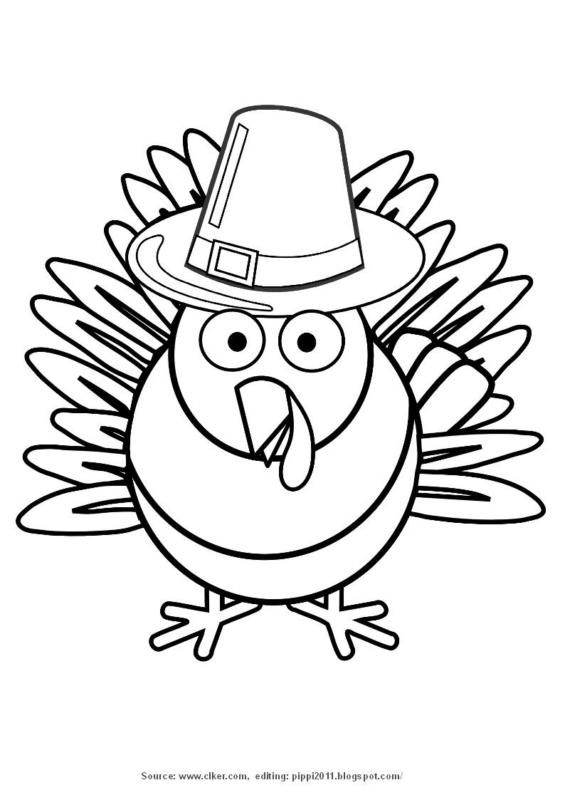 Thanksgiving Turkey Clipart Black And White  Thanksgiving Turkey Black And White Clipart Clipart Suggest