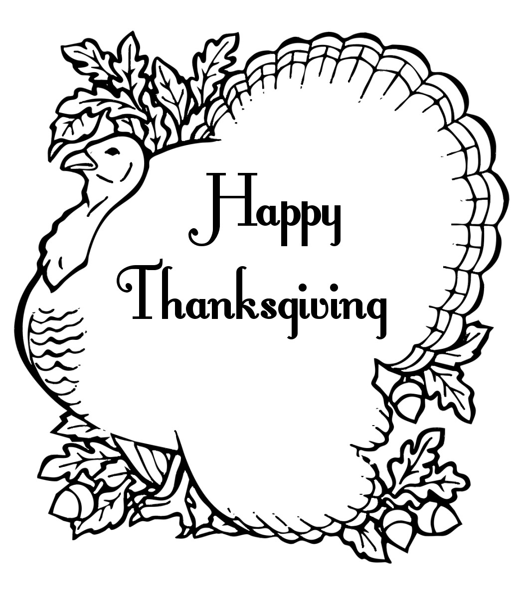 Thanksgiving Turkey Clipart Black And White  Best Turkey Clipart Black And White 1516 Clipartion