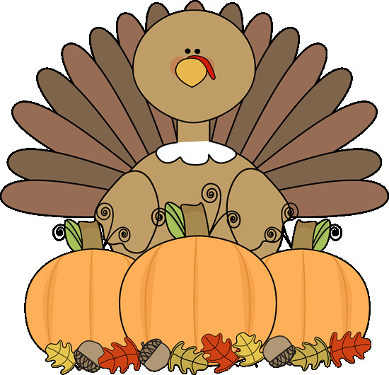 Thanksgiving Turkey Clipart  Thanksgiving Clip Art Thanksgiving