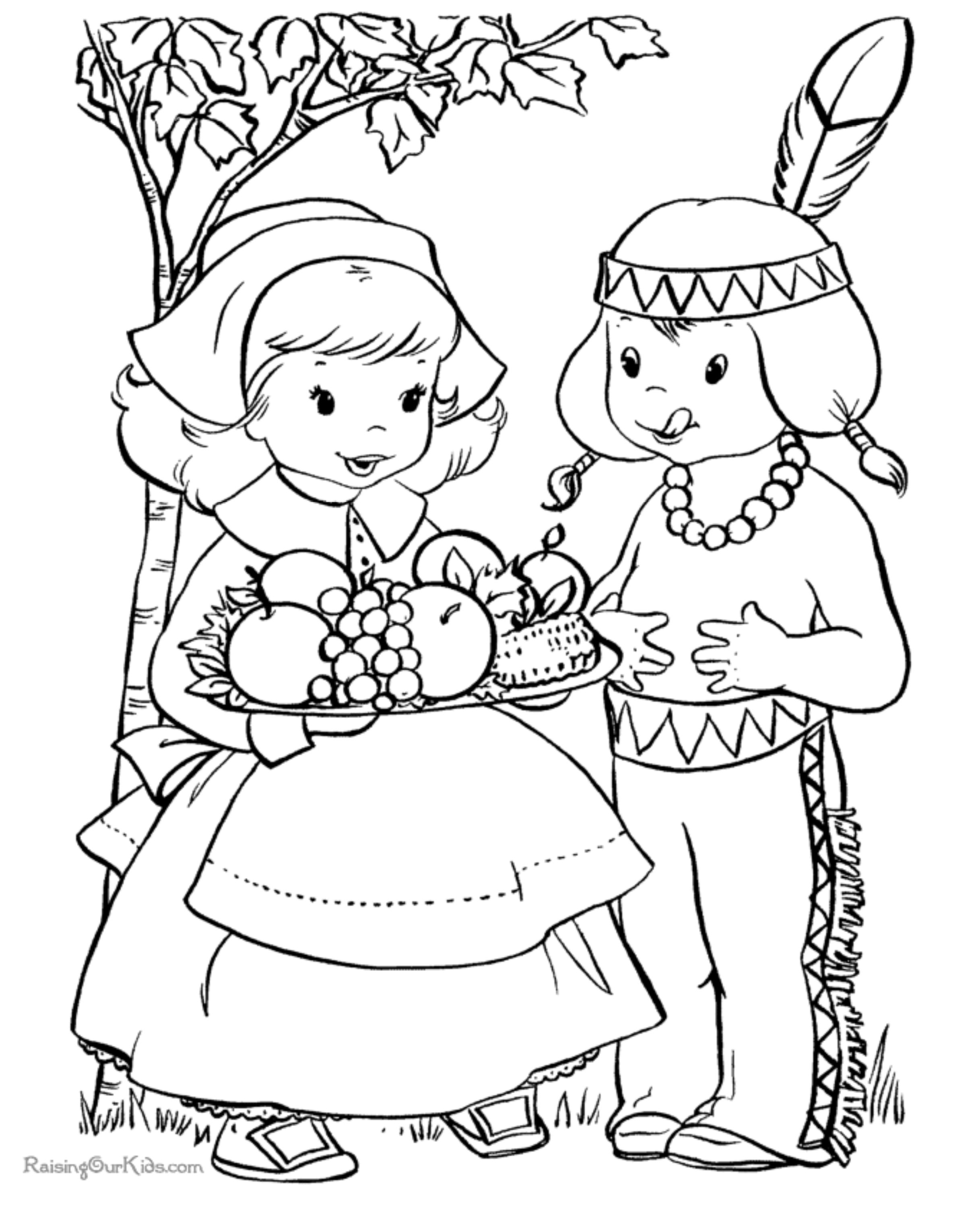 Thanksgiving Turkey Coloring Pages Printables  Kid's Coloring Pages Northern News