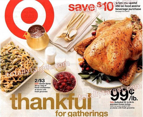 Thanksgiving Turkey Deals  Deal Idea To Save A Butterball Thanksgiving Turkey