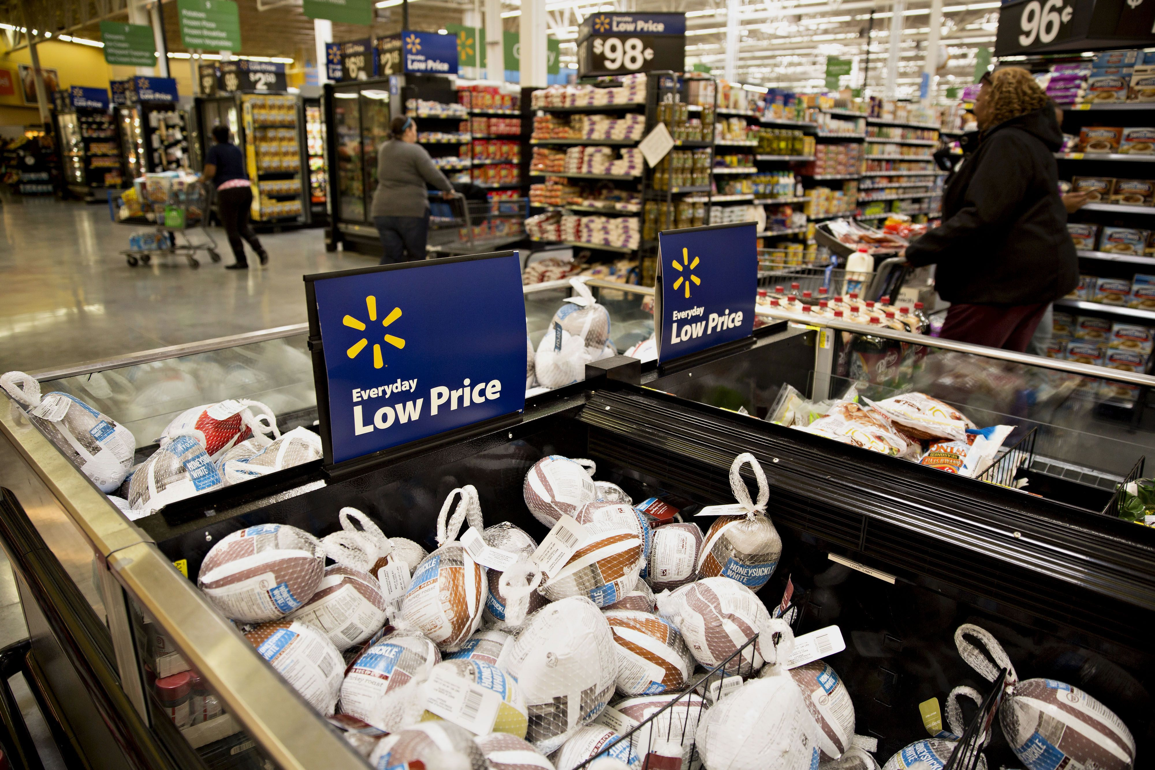 Thanksgiving Turkey Deals  10 Supermarkets With Thanksgiving Turkeys for Under $1 a