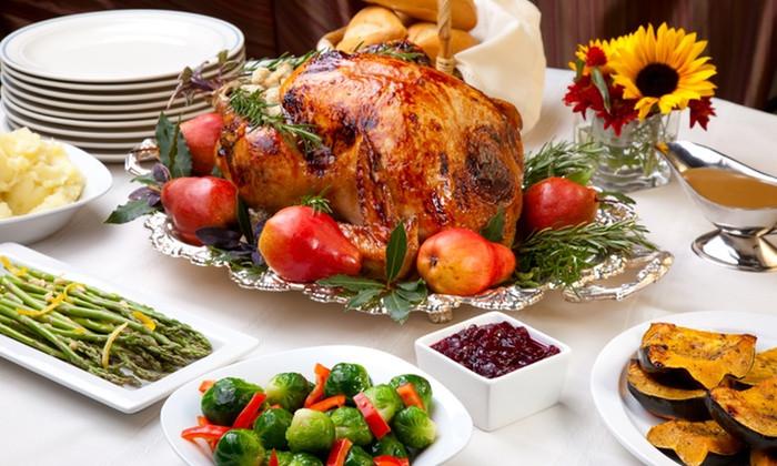 Thanksgiving Turkey Deals  Thanksgiving Turkey Dinner